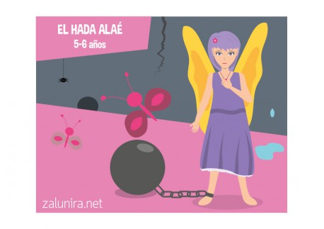 El hada Alaé - 5-6 años